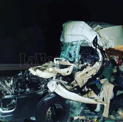 SUCESOS | Un kamikaze, posible causante del accidente mortal de la A-5 este jueves