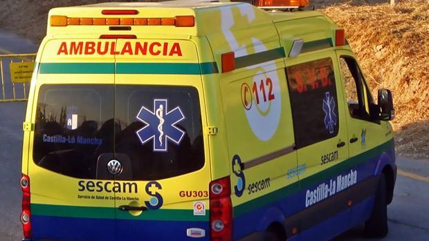 El motorista fallecido en Consuegra tras colisionar con un turismo es un varón de 83 años
