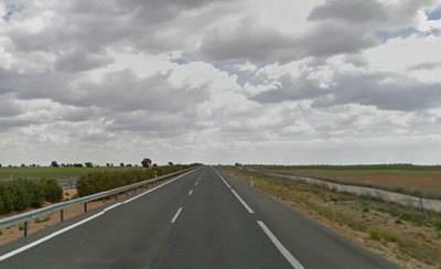 Km 168 de la A31 / Street View Google