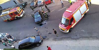 Las carreras ilegales se hacen en más calles de Talavera