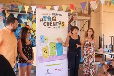 El programa #TúCuentas contra el acoso y ciberacoso llega a los campamentos de niños y jóvenes