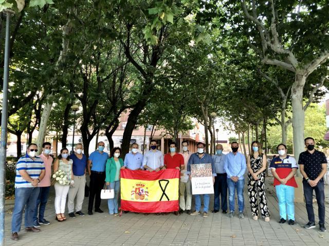 TALAVERA | Nuevas Generaciones: Homenaje a Miguel Ángel Blanco