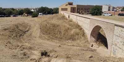 Se inician las obras del corredor verde en la zona oeste de Illescas