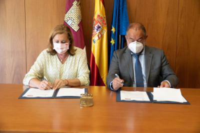 El Gobierno regional y la UCLM firman un acuerdo de colaboración