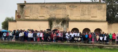 La IX Vía Verde por la Integración en Talavera reunirá a más de 600 personas