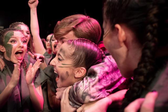 ADAE Alma conquista 9 premios en el Campeonato Nacional de Danza (fotos)