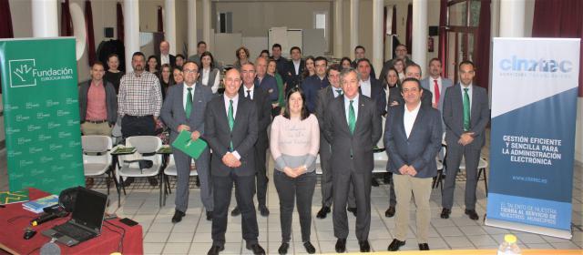 Fundación Eurocaja Rural y COSITAL diseñan una innovadora jornada para formar a alcaldes, secretarios e interventores