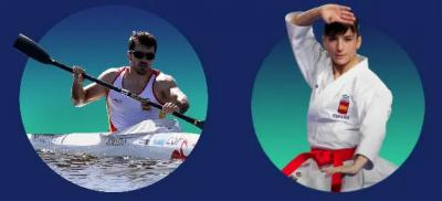 CONSEGUIDO | Los talaveranos Sandra Sánchez y Paco Cubelos, premios Admiral 2020 al deporte español
