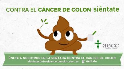 VÍDEO | La AECC de Talavera se 'sentará' contra el cáncer de colon