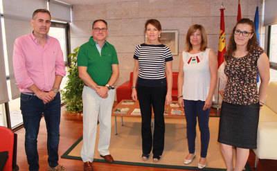 El Gobierno regional apoya a 'AFATA' de Talavera