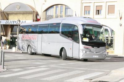 CORONAVIRUS | CLM reduce al 33% el aforo en transporte por carretera