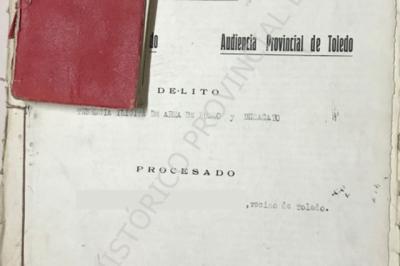 MATANZA DE ATOCHA | Se encuentra en Toledo la agenda de un implicado 43 años después