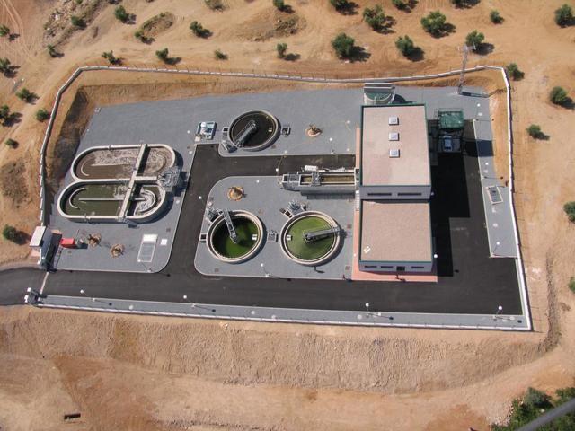 Invierten más de 480.000 euros para la depuración de las aguas residuales de 57 municipios de Toledo