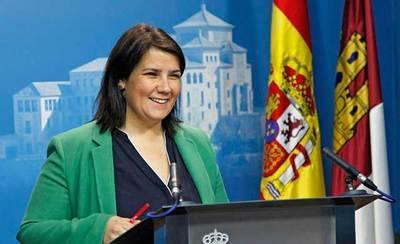 El DOCM publica el nombramiento de Agustina García como consejera de Fomento