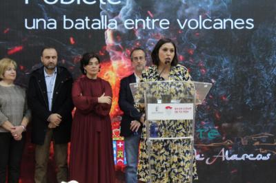 Ana Muñoz en FITUR.