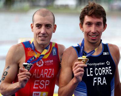 Ser subcampeón continental, el mejor regalo para el futuro hijo del talaverano Fernando Alarza