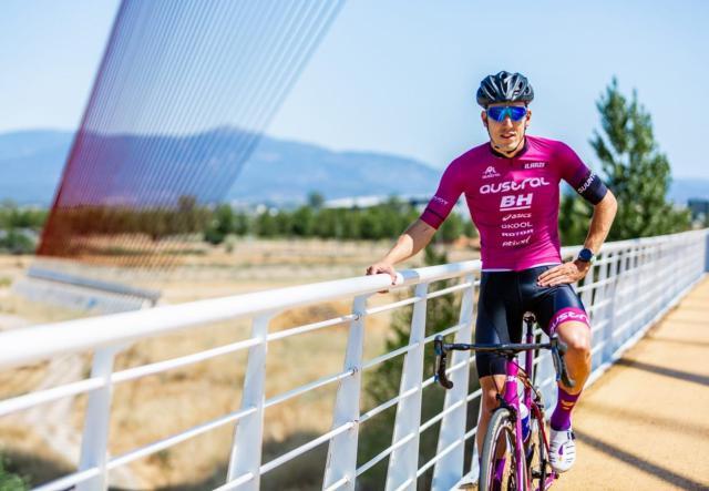 El talaverano competirá con los grandes del Triatlon nacional.