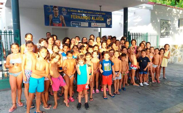 'Quedada' en Los Alcores para apoyar a Fernando Alarza (VÍDEO)