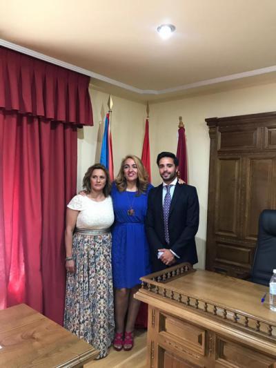 Ana Isabel Rivelles es reelegida alcaldesa de Alberche
