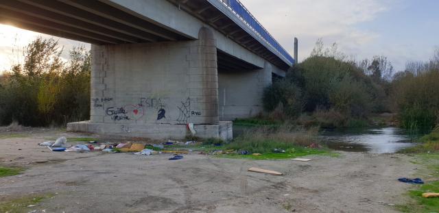 REPORTAJE | La basura, el incivismo, el río Alberche y la CHT (fotos)