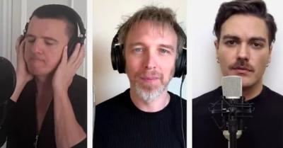 VÍDEO | El talaverano Alberto Jiménez, Coque Malla y Shuarma lanzan una canción solidaria por el Covid-19