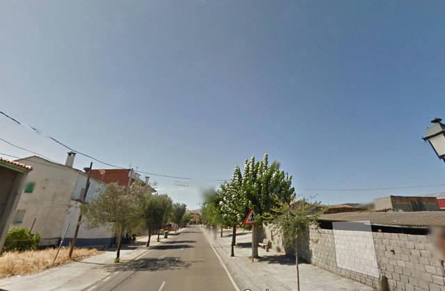 Google Street View: C/ Carretera