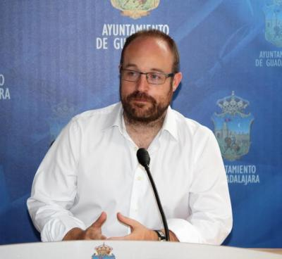 """Alejandro Ruiz: """"Cs no tienen ningún acuerdo con el PSOE CLM"""""""