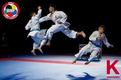 Otra nueva alegría para el deporte talaverano en kárate