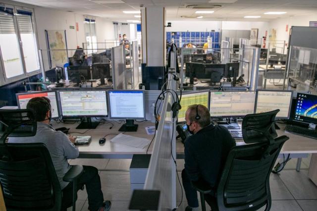 CLM desactiva el METEOCAM en fase de alerta