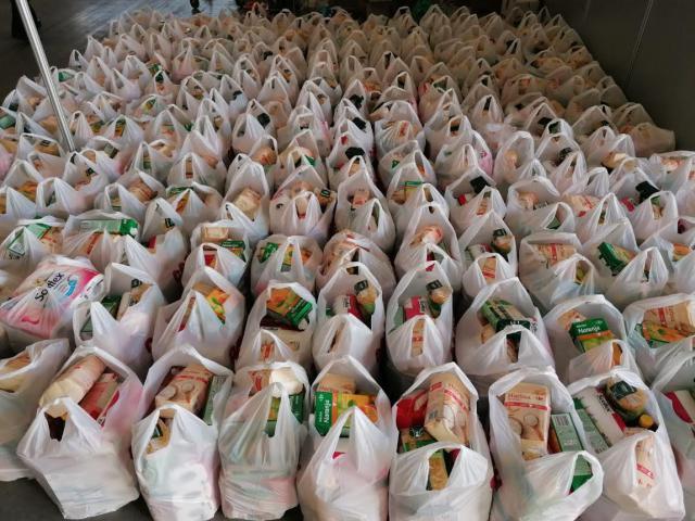 TALAVERA | El Ayuntamiento adquiere otros 7.500 kilos de alimentos para familias necesitadas