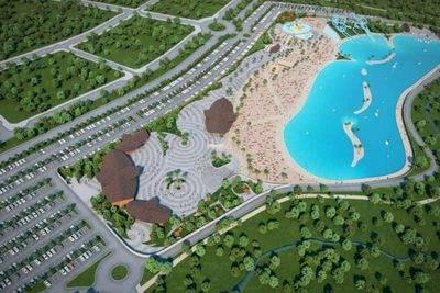 La Junta dice haber conocido por prensa la construcción de la playa urbana más grande de Europa