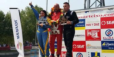 Víctor Álvarez gana el Circuito de Arteixo