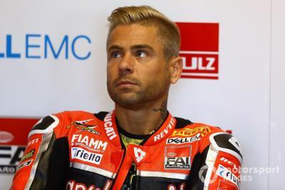 Ducati confirma la salida de Bautista