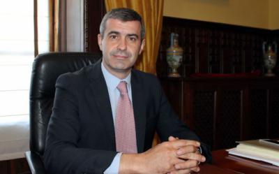 Álvaro Gutiérrez, candidato a la Presidencia de la Diputación de Toledo