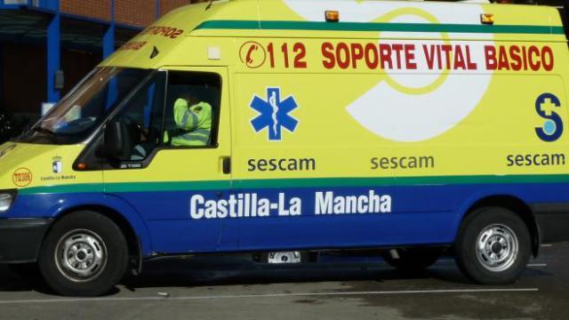 EN UN PUEBLO DE TOLEDO | Dos hombres trasladados al hospital tras una pelea