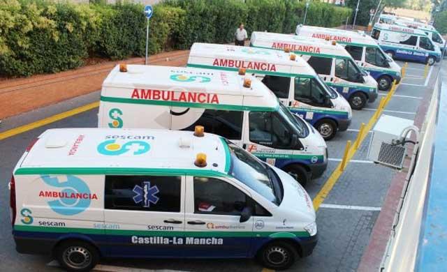 Juzgan al conductor de una ambulancia por presunto delito de abusos sexuales