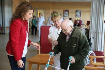 Dos prestaciones económicas dirigidas a mayores y personas con discapacidad