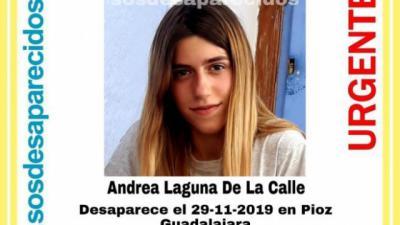 Denuncian la desaparición de una menor de 15 años en Pioz