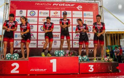 Anna Godoy y Mario Mola primeros campeones en la historia de ProTour FETRI
