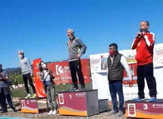 ATLETISMO   El talaverano Antonio Mohedano es de oro
