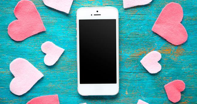 El uso de apps para ligar crece un 20% durante los días previos a San Valentín
