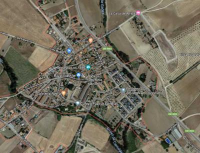 Descubren muerto a un hombre de 92 años tras un incendio en Arcicóllar (Toledo)