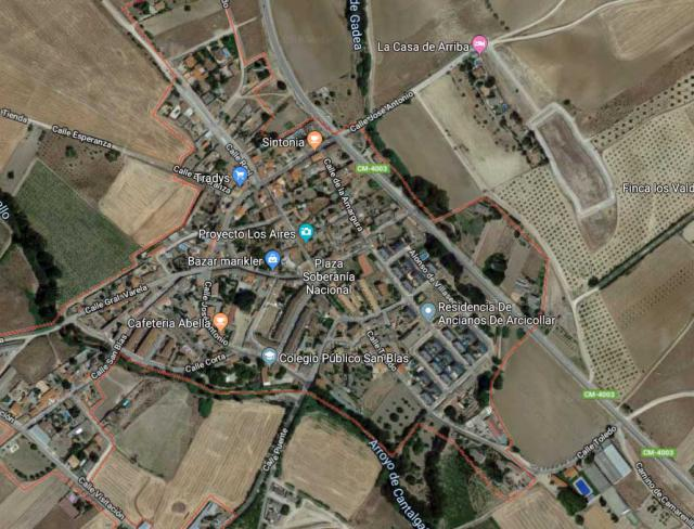 Arcicollar (Toledo) | Google Maps