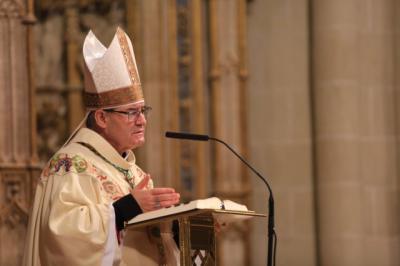 El arzobispo de Toledo presidirá la misa del 12 de octubre en Guadalupe