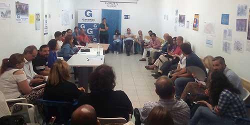 Ganemos se rompi� Carmen Aceituno y Juan Pedro Ayuso dejan el grupo municipal y ser�n concejales independientes