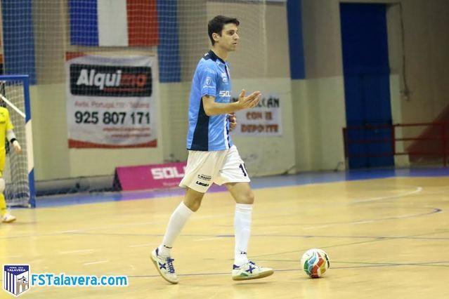 Asensio renueva y cierra la plantilla del Soliss FS Talavera
