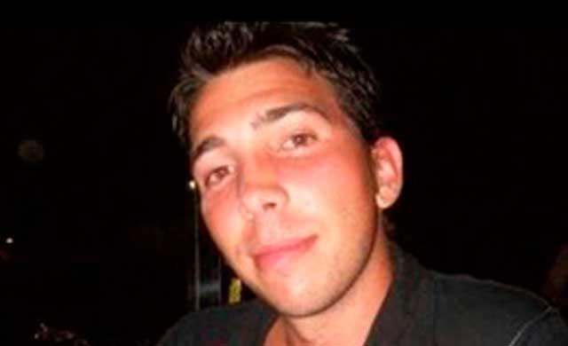 La familia de Daniel Moreno:
