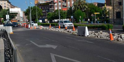 El asfaltado de algunas calles de Talavera comenzará 'previsiblemente' este verano