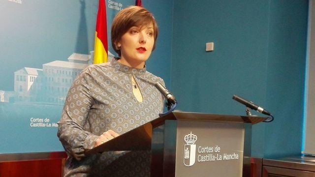 Rosario García apuesta por la inversión en transporte para frenar el despoblamiento