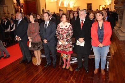 Se firmará un convenio para la organización de 'aTempora' en la iglesia de Santa Catalina